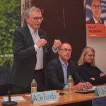 Borgmester Ole Bondo støtter idrætætten