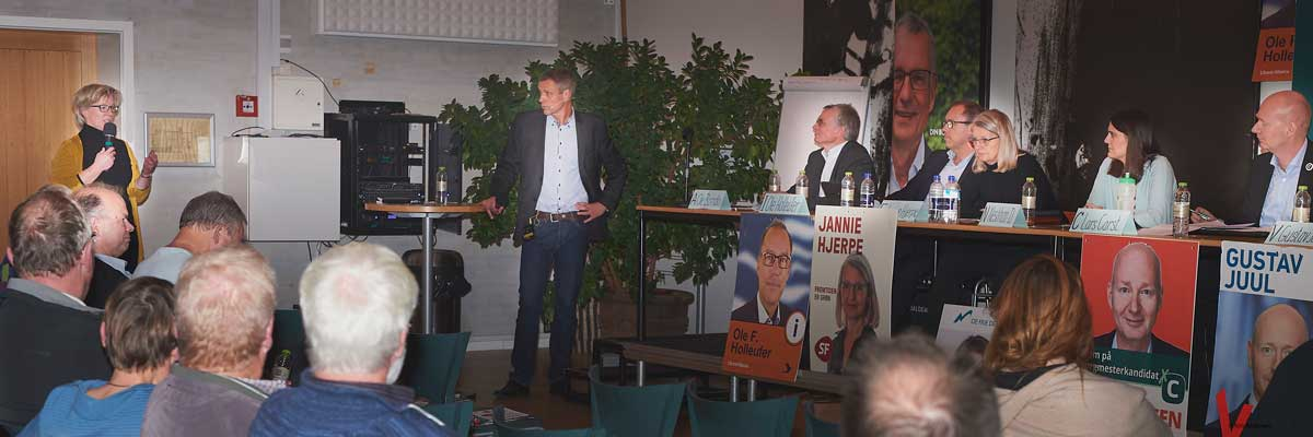 Dorthe Østergaard Farum Gymnastik takker for politisk støtte